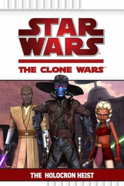 Star Wars Books - Captured (Star Wars: The Clone Wars)
