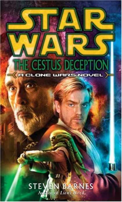 Star Wars Books - The Cestus Deception (Star Wars: Clone Wars Novel)