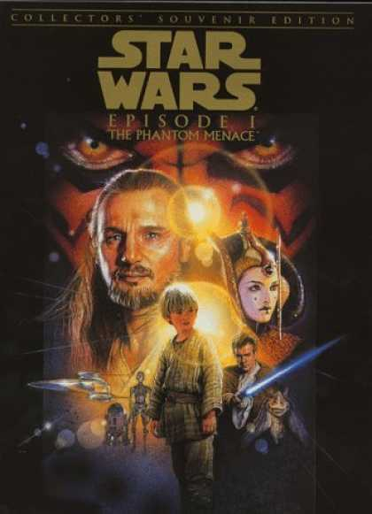 Star Wars Books - STAR WARS EPISODE ONE: PHANTOM MENACE (STAR WARS S.)