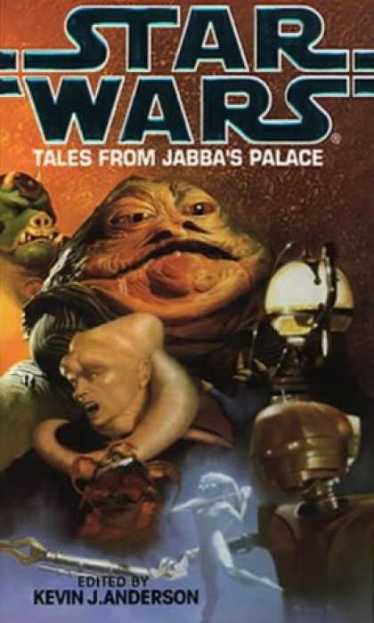 Star Wars Books - Star Wars Tales from Jabba's Palace
