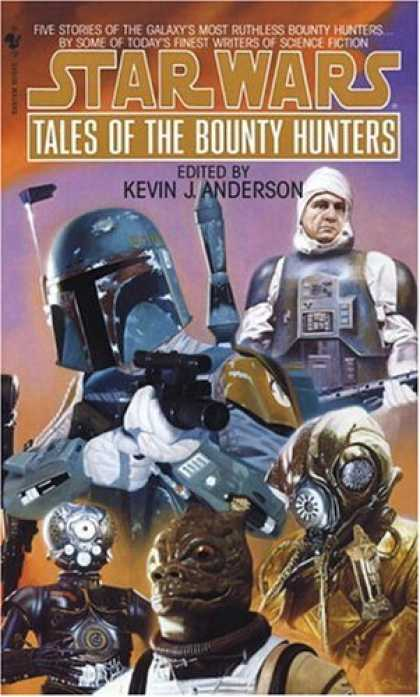 Star Wars Books - Tales of the Bounty Hunters (Star Wars ) (Book 3)