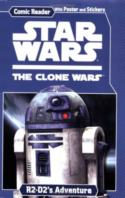 Star Wars Books - R2-D2's Adventure (Star Wars: The Clone Wars)