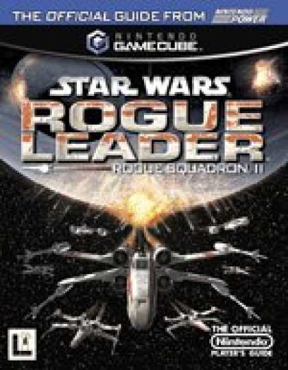 Star Wars Books - Star Wars Rogue Squadron II: Roque Leader Player's Guide