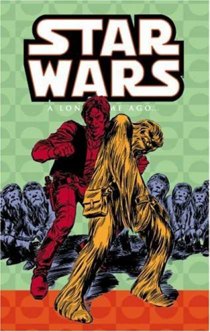 Star Wars Books - Star Wars: A Long Time Ago..., Book 6: Wookiee World
