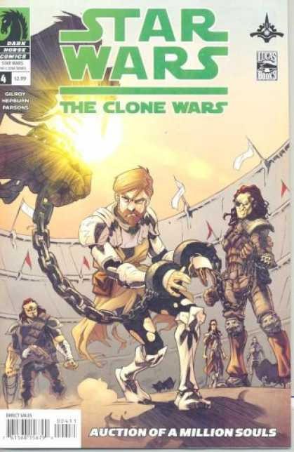 Star Wars Books - Star Wars Clone Wars #4