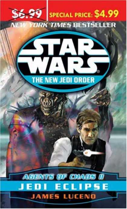 Star Wars Books - Agents of Chaos II: Jedi Eclipse (Star Wars: The New Jedi Order, Book 5)