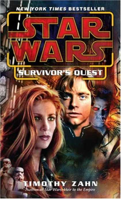 Star Wars Books - Survivor's Quest (Star Wars)