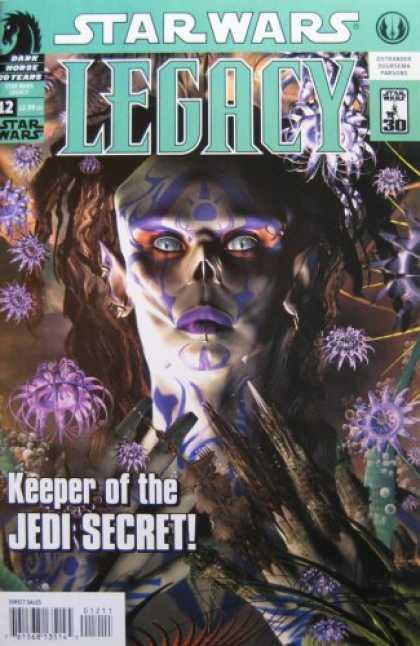 Star wars books - star wars: legacy #12, may 2007