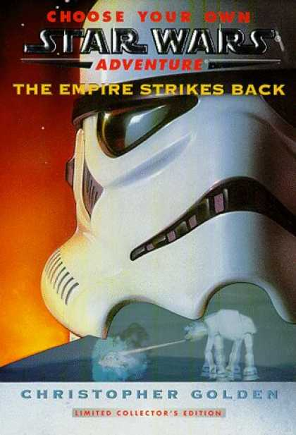 Star Wars Books - The Empire Strikes Back (Choose Your Own Star Wars Adventures)