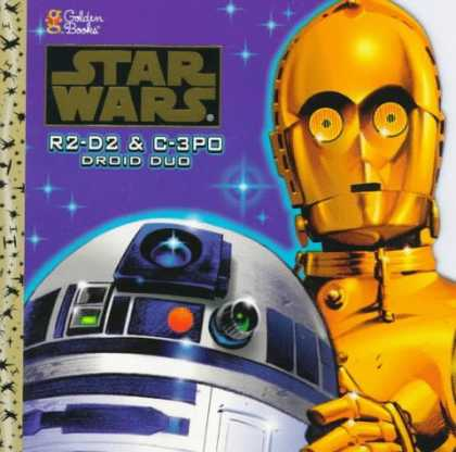 Star Wars Books - R2-D2 And C3PO: Droid Duo (Star Wars)