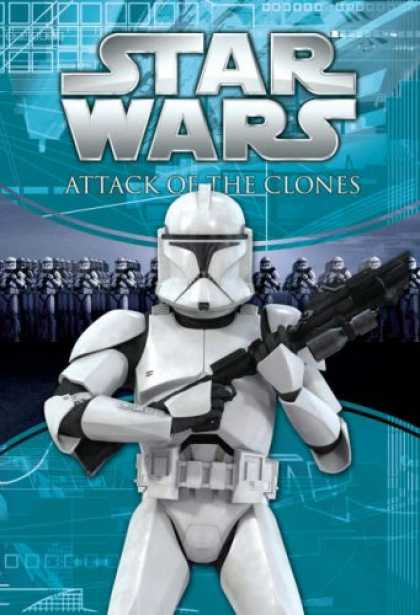 Star Wars Books - Star Wars Episode II: Attack of the Clones Photo Comic