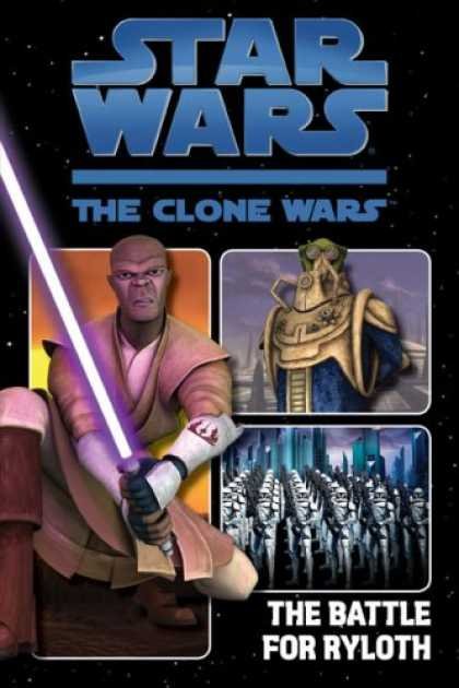 Star Wars Books - The Battle for Ryloth (Star Wars: The Clone Wars)