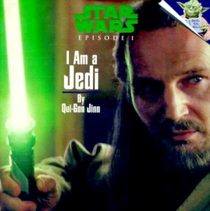 Star Wars Books - Star Wars Episode I: I Am a Jedi (A Random House Star Wars Storybook with Foil