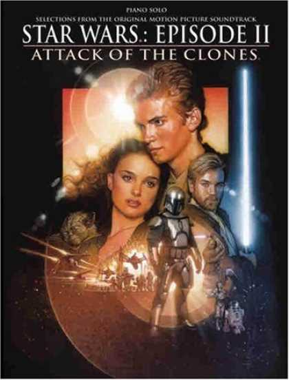 Star Wars Books - Star Wars : Episode II: Attack of the Clones