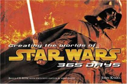 Star Wars Books - Creating the Worlds of Star Wars: 365 Days (Abrams' 365 Days)