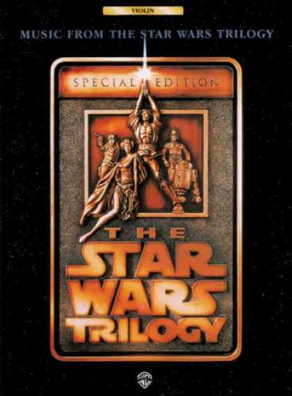"Star Wars Books - Music from """"The Star Wars Trilogy: Special Edition"""" /"""