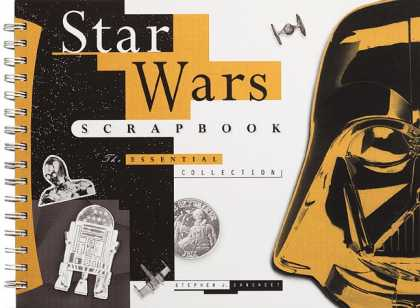 Star Wars Books - Star Wars Scrapbook: The Essential Collection
