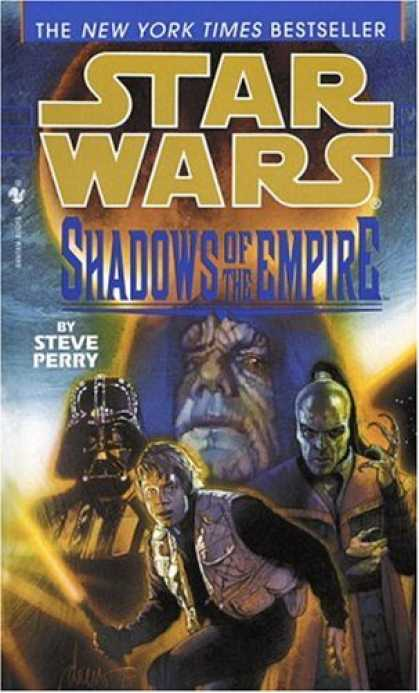 Star Wars Books - Shadows of the Empire (Star Wars)