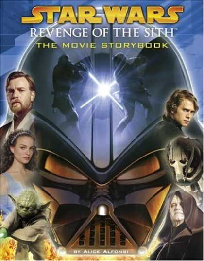 Star Wars Books - Revenge of the Sith Movie Storybook (Star Wars)