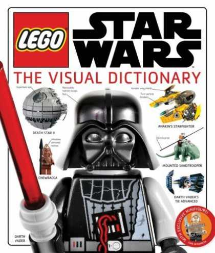 Star Wars Books - LEGO Star Wars: The Visual Dictionary