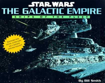 Star Wars Books - The Galactic Empire: Ships of the Fleet (Star Wars Galactic Empire)