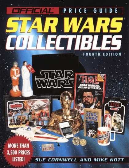 Star Wars Books - House of Collectibles Price Guide to Star Wars Collectibles: 4th edition (Offici
