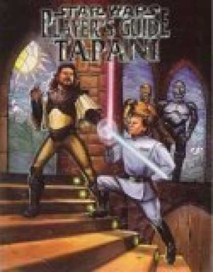 Star Wars Books - Player's Guide to Tapani (Star Wars RPG)