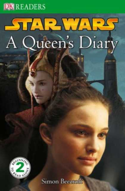 "Star Wars Books - ""Star Wars"" a Queen's Diary (DK Readers Level 2)"