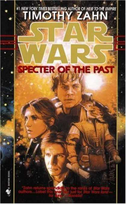 Star Wars Books - Specter of the Past (Star Wars: The Hand of Thrawn, Book 1)