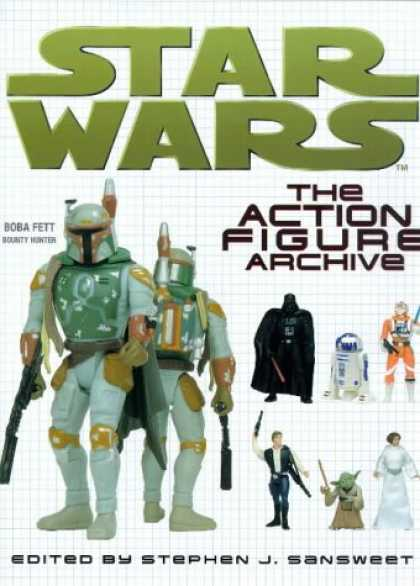 "Star Wars Books - ""Star Wars"": The Action Figure Archive"