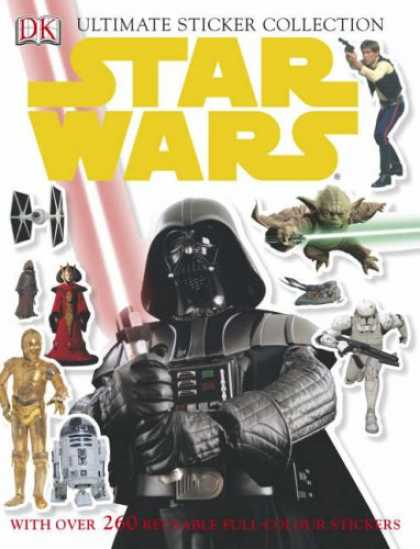"Star Wars Books - ""Star Wars"" Ultimate Sticker Collection"
