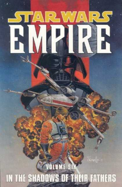 Star Wars Books - In the Shadows of Their Fathers (Star Wars: Empire, Vol. 6)