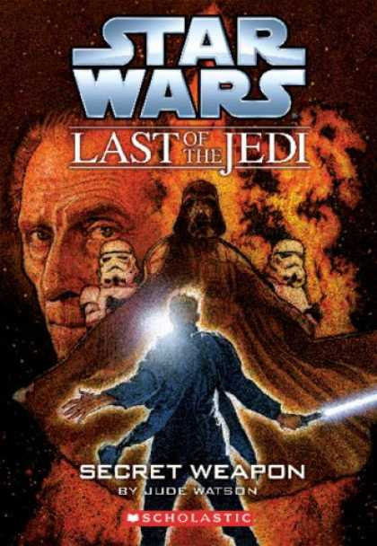 Star Wars Books - Secret Weapon (Star Wars: Last of the Jedi, Book 7)