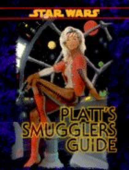 Star Wars Books - Platt's Smugglers Guide (Star Wars RPG)