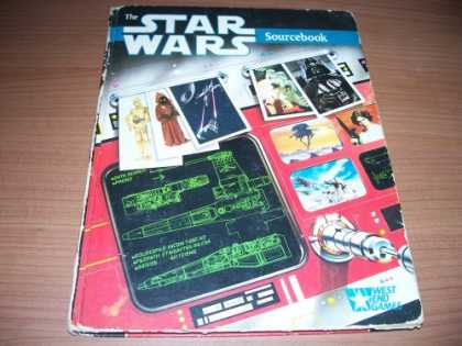 Star Wars Books - The Star Wars Sourcebook