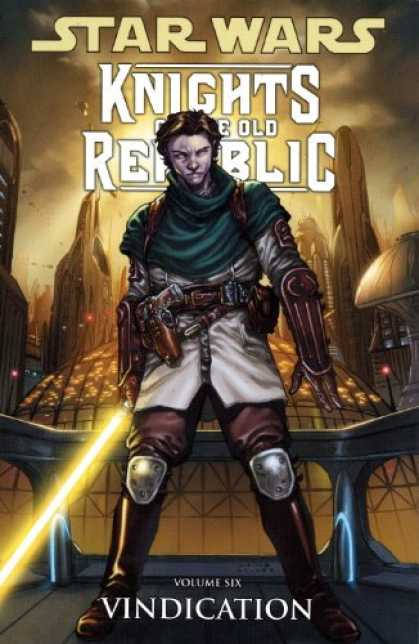 Star Wars Books - Star Wars: Vindication v. 6: Knights of the Old Republic