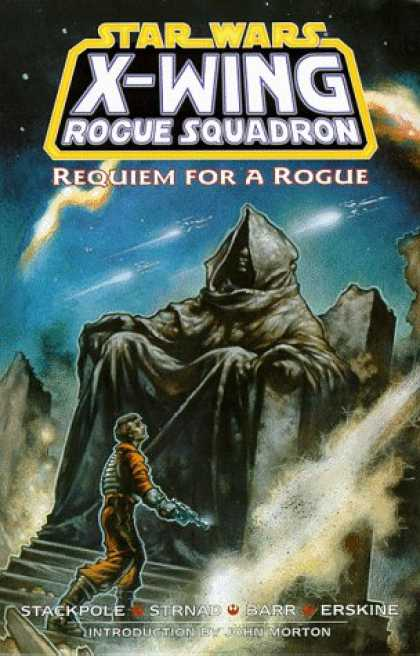 Star Wars Books - Requiem for a Rogue (Star Wars: X-Wing Rogue Squadron, Volume 5)