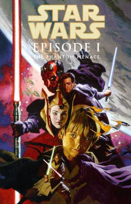 Star Wars Books - Star Wars, Episode I - The Phantom Menace (Graphic Novel)