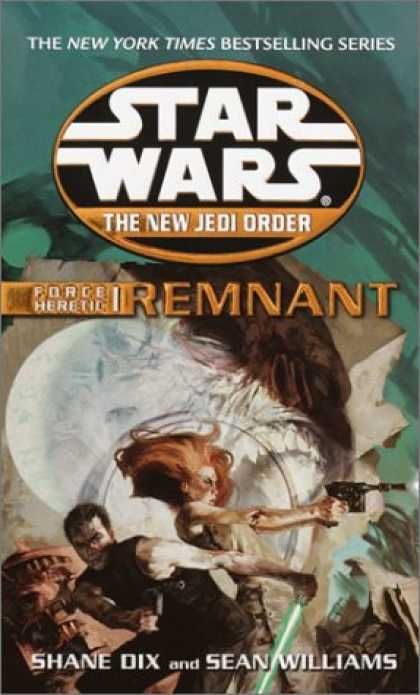 Star Wars Books - Force Heretic I: Remnant (Star Wars: The New Jedi Order, Book 15)