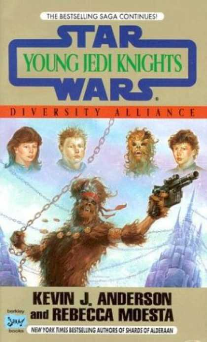 Star Wars Books - Diversity Alliance (Star Wars: Young Jedi Knights, Book 8)
