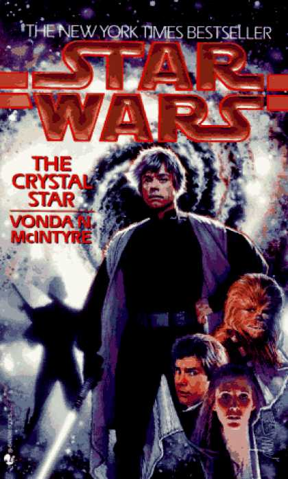 Star Wars Books - The Crystal Star (Star Wars (Random House Paperback))