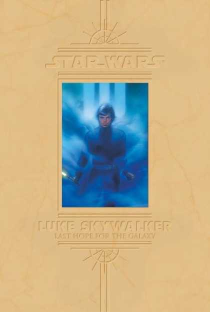 Star Wars Books - Luke Skywalker, Last Hope for the Galaxy (Star Wars)