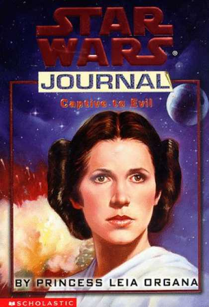 Star Wars Books - Captive to Evil (Star Wars Journal)
