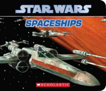 Star Wars Books - Spaceships (Star Wars)