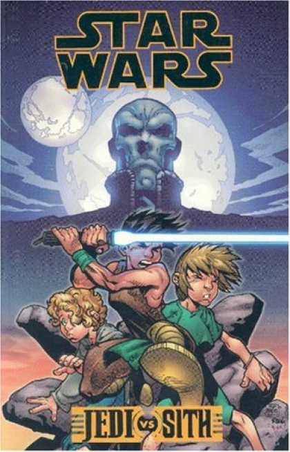 Star Wars Books - Star Wars: Jedi Vs. Sith