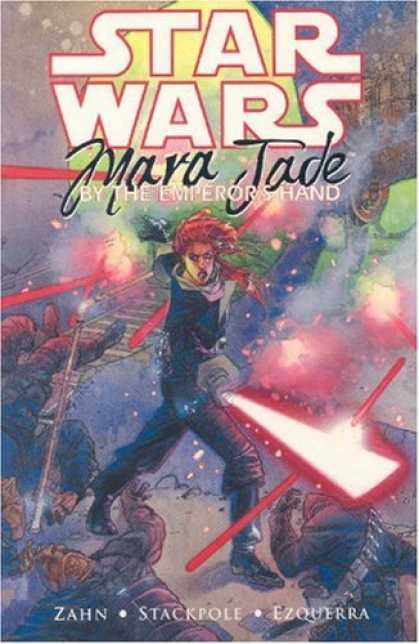 Star Wars Books - Mara Jade: By the Emperor's Hand (Star Wars)