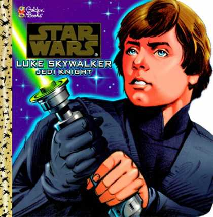 Star Wars Books - Luke Skywalker, Jedi Knight (Star Wars)