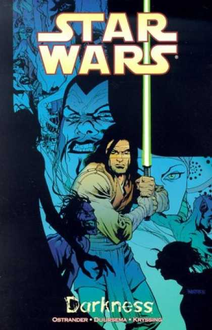 Star Wars Books - Star Wars: Darkness