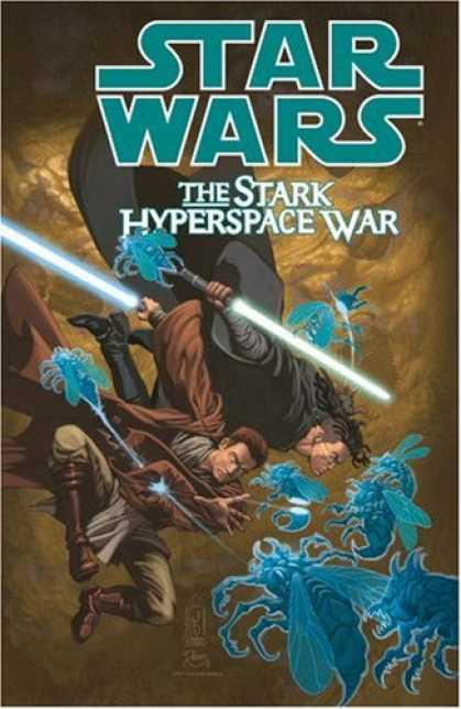Star Wars Books - The Stark Hyperspace War (Star Wars)