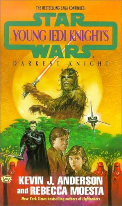 Star Wars Books - Darkest Knight (Star Wars: Young Jedi Knights, Book 5)